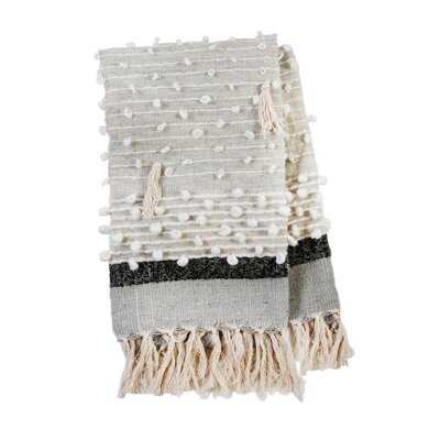 Ziggy Handwoven Throw - AllModern