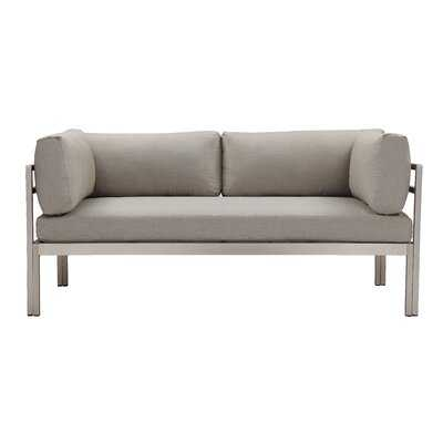 Valmont Loveseat with Cushions - Wayfair