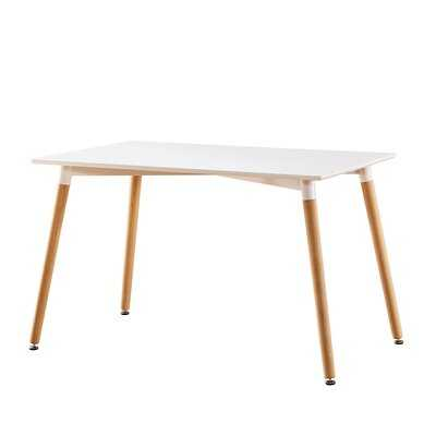 "Lewellyn 43.3"" Dining Table - Wayfair"