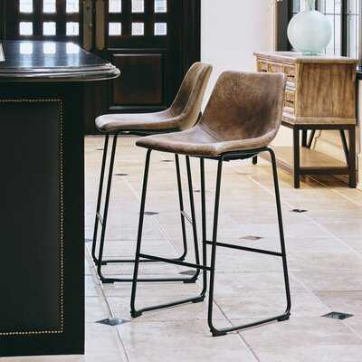 "Erika 29"" Bar Stool - Wayfair"