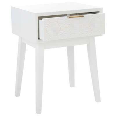 Keya 1 Drawer Accent Table - Wayfair