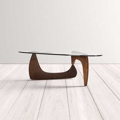 Earley Coffee Table with Tray Top - AllModern