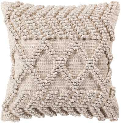"Cornelia Pillow Cover, 20""x20"" - Haldin"