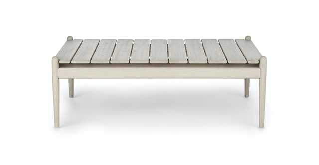 Lagora Washed Oak Coffee Table - Article