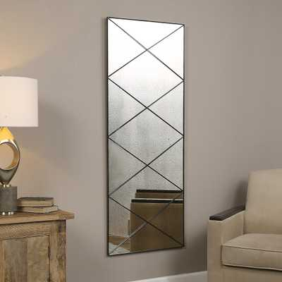 Emporia Antiqued Mirror - Hudsonhill Foundry