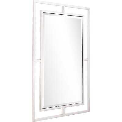 Primus Beveled Wall Mirror - Wayfair