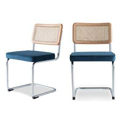 Upholstered Side Chair (Set of 2) - Wayfair