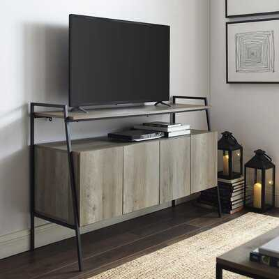 """Diego TV Stand for TVs up to 58"""" - Wayfair"""