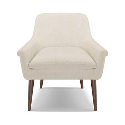Cocktail Chair | Talc Linen - The Inside