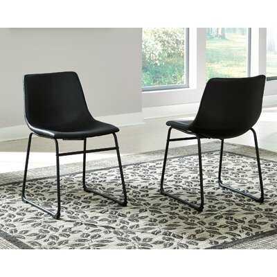 Avner Upholstered Dining Chair - Wayfair