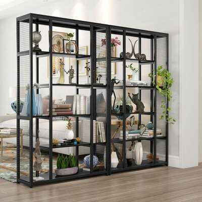 Alymuhammad Etagere Bookcase - Wayfair