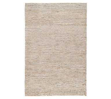 Lark Wool & Jute Rug, Natural/Ivory, 8 x 10' - Pottery Barn
