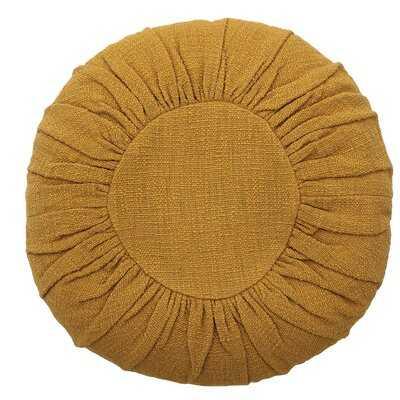 Daniaal Cotton Round Throw Pillow - Wayfair