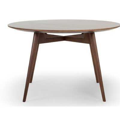 Derouen Solid Wood Dinning Table - AllModern
