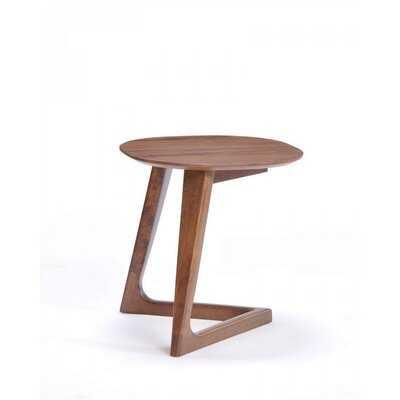 Polley Frame End Table - Wayfair