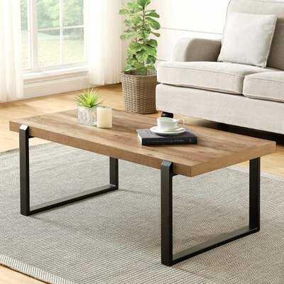 Galan Frame Coffee Table - Wayfair