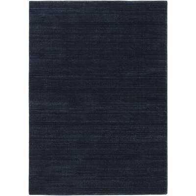 Harloe Navy Rug - Wayfair