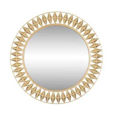 Forever Glam Accent Mirror - Wayfair