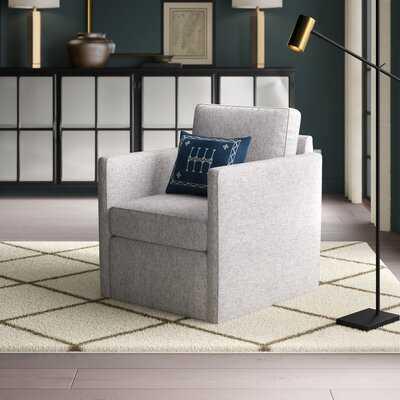 Cloyd Swivel Armchair - Wayfair