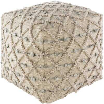 Kalil Pouf - Wayfair
