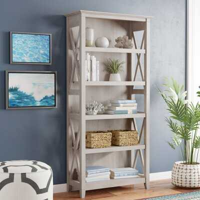 Cyra Standard Bookcase - Wayfair