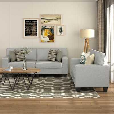 2 Piece Living Room Set - Wayfair