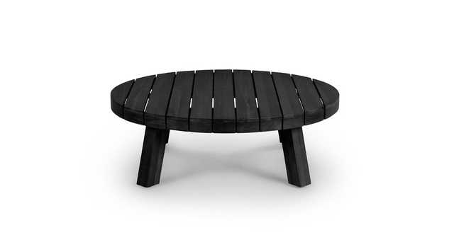 Koel Black Coffee Table - Article