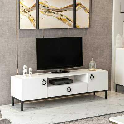Landover TV Stand - Wayfair