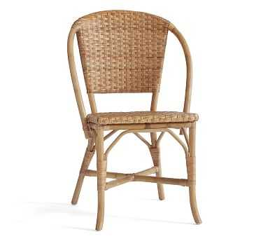 Parisian Woven Chair, Natural - Pottery Barn