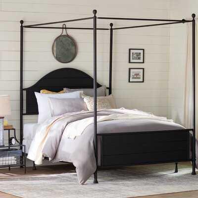 Amoll Canopy Bed - Wayfair