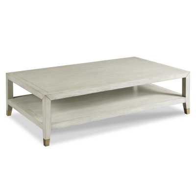 Woodbridge Furniture Venus Coffee Table with Storage - Perigold