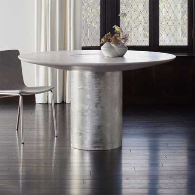 Pitted Dining Table - CB2