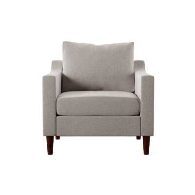 Aden Upholstered Armchair - Wayfair