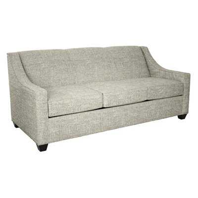 "Phillips 76"" Recessed Arm Sofa Bed - Wayfair"