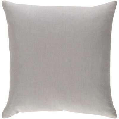 Troxel Linen Throw Pillow Cover - Birch Lane