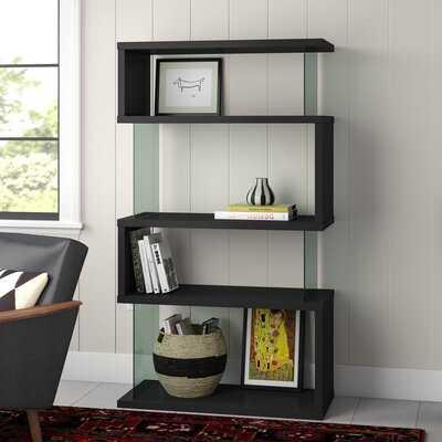 Pierre Geometric Bookcase - AllModern