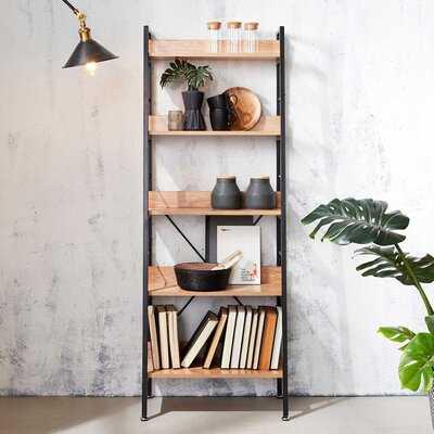 Aldershot Metal Ladder Bookcase - Wayfair