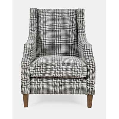 Ajane Maxwell Wingback Chair - Wayfair