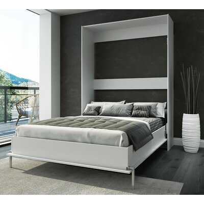 Ojas Full Murphy Bed - Wayfair