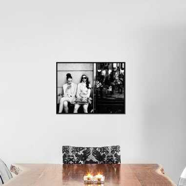 'The other Side' by Tatsuo Suzuki Framed Photographic Print - AllModern