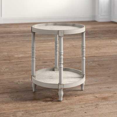 Lucinda Tray Top End Table - Wayfair