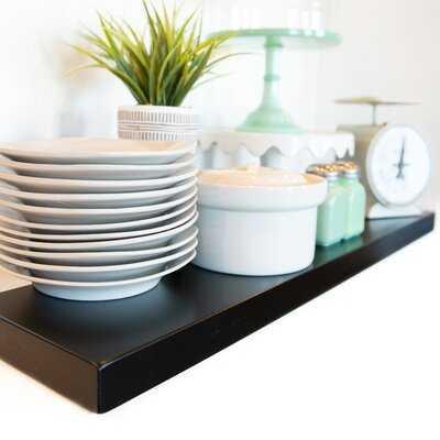 Orlowski Floating Shelf - Wayfair