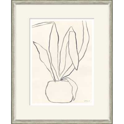 Soicher Marin 'Patio Form' by Susan Hable - Picture Frame Print on Paper - Perigold