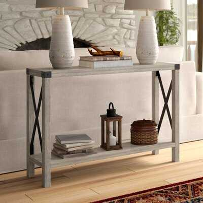 "Arsenault Urban 46"" Console Table - Wayfair"