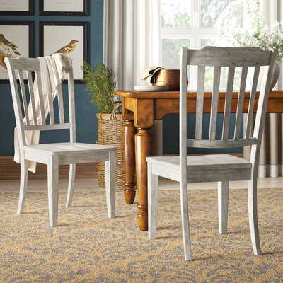 Thaddeus Solid Wood Dining Chair - Birch Lane