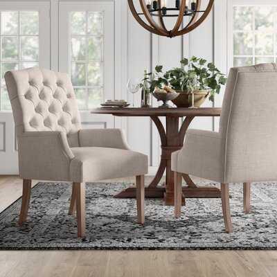 Adeline Upholstered Dining Chair - Birch Lane