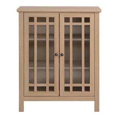 Lockland 2 Door Accent Cabinet - Wayfair