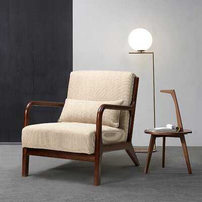Hinnant 25.5'' W Armchair - Wayfair