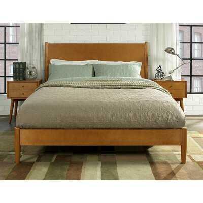 Easmor Platform Bed - Wayfair