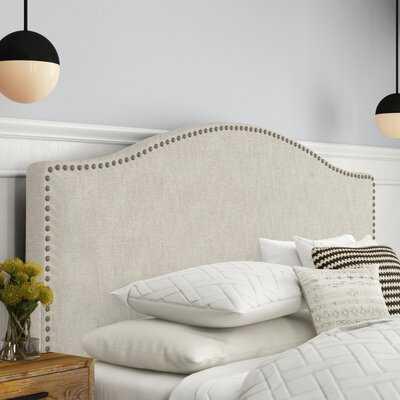 Pesmes Upholstered Panel Headboard - Wayfair